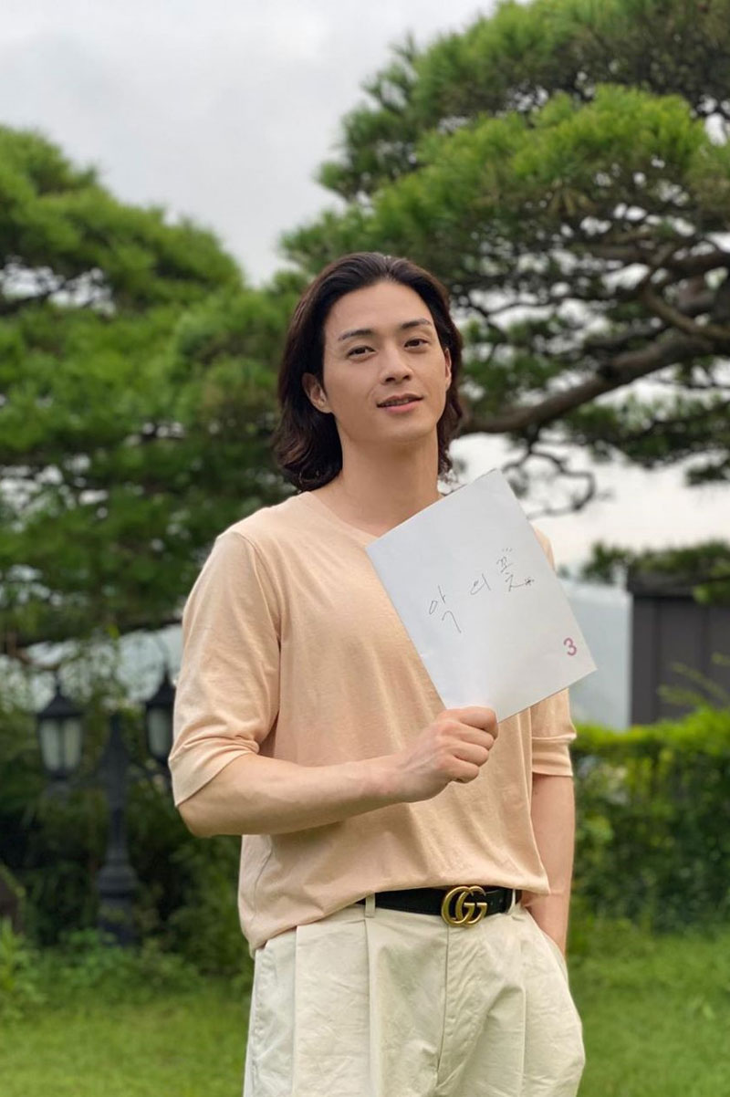 8. Kim Ji Hoon.