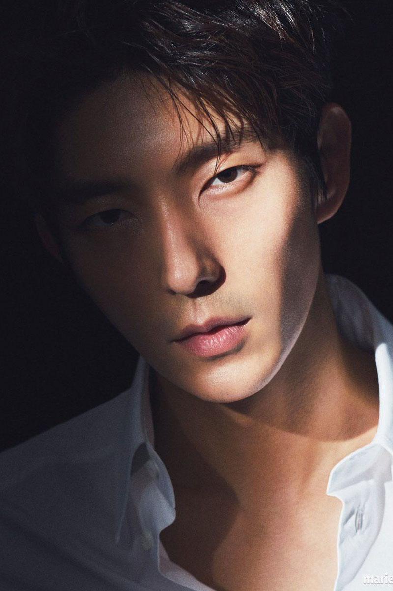 1. Lee Jun Ki.