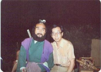 Những ảnh quý hiếm về đoàn phim 'Tây du ký' từ năm 1982