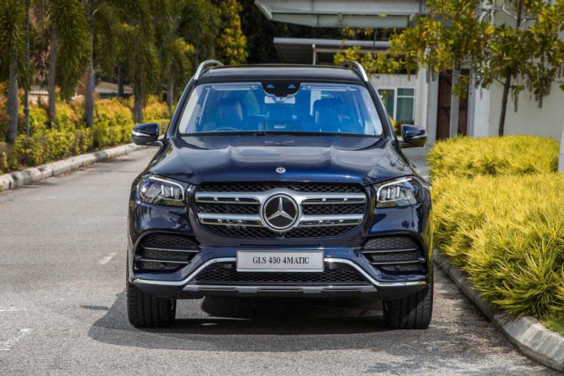 Cận cảnh Mercedes-Benz GLS 450 4Matic 2020 giá 4,99 tỷ, cạnh tranh với BMW X7 và Lexus LX 570
