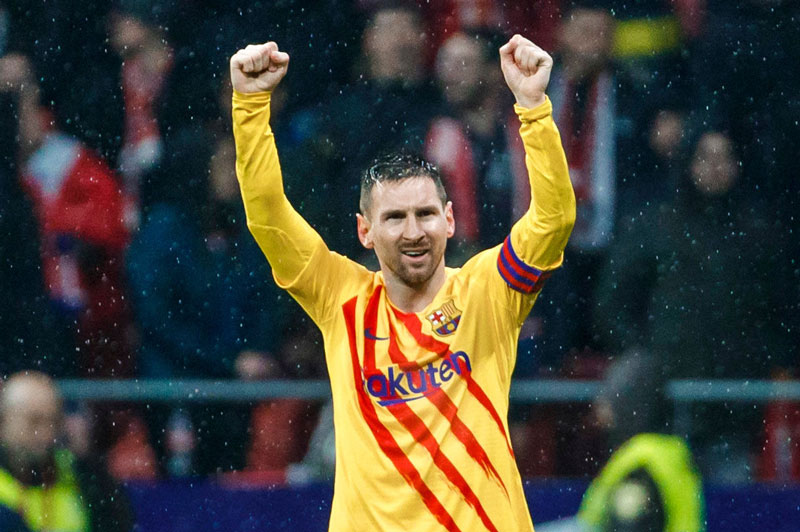1. Lionel Messi (Barcelona, 126 triệu USD).
