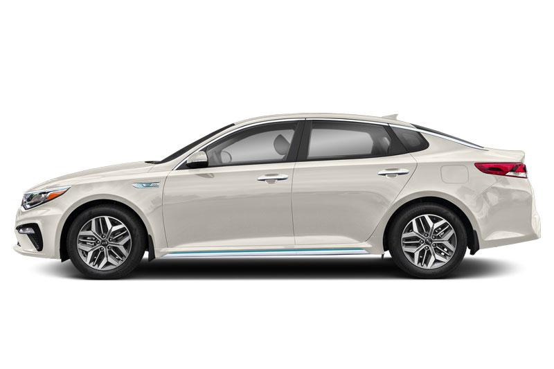 10. Kia Optima Hybrid 2020 (mức tiêu hao nhiên liệu ở đường hỗn hợp: 6,7 lít/100 km).
