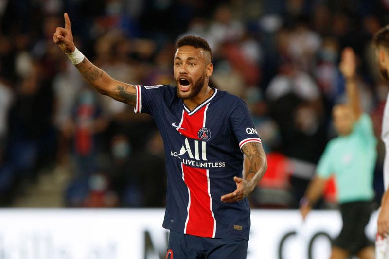 3. Neymar (PSG, 96 triệu USD).