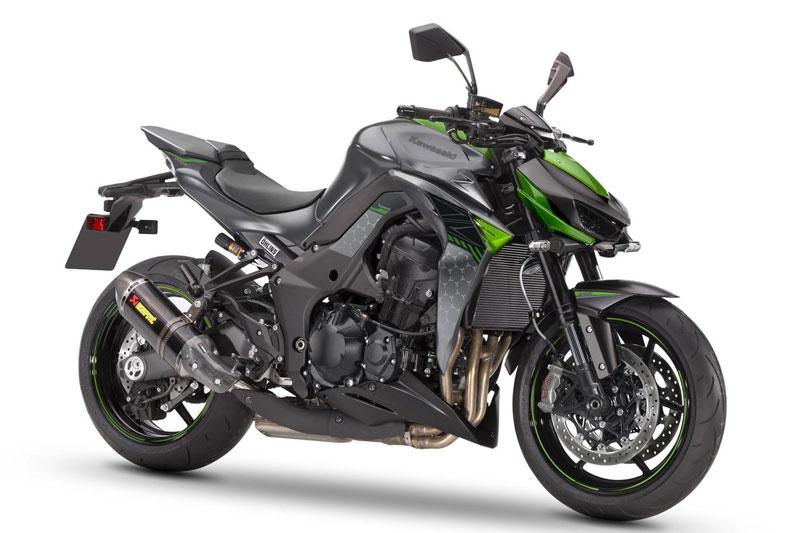 Kawasaki Z1000 R 2020.