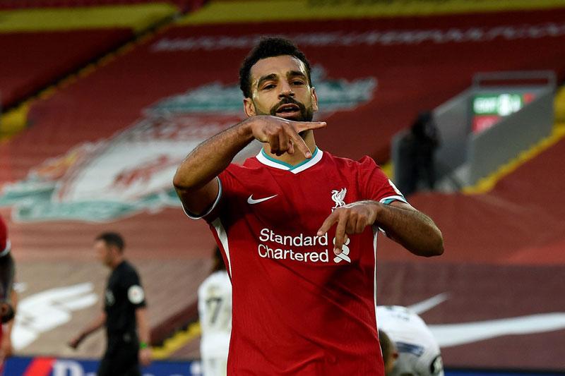 5. Mohamed Salah (Liverpool, 37 triệu USD).