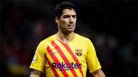 Barca chấp nhận trả một phần lương để tống tiễn Suarez sang Juventus