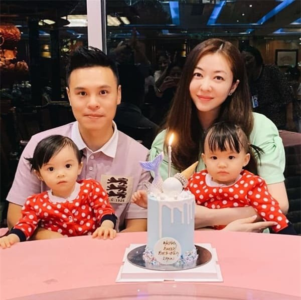 Là mẹ của hai con song sinh, mỹ nhân 'Diệp Vấn' Hùng Đại Lâm vẫn sở hữu vòng eo phẳng lỳ vì lý do này 1