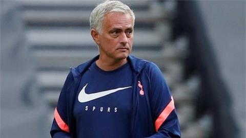 Mourinho lọt top 4 HLV có nguy cơ bị sa thải cao nhất Premier League