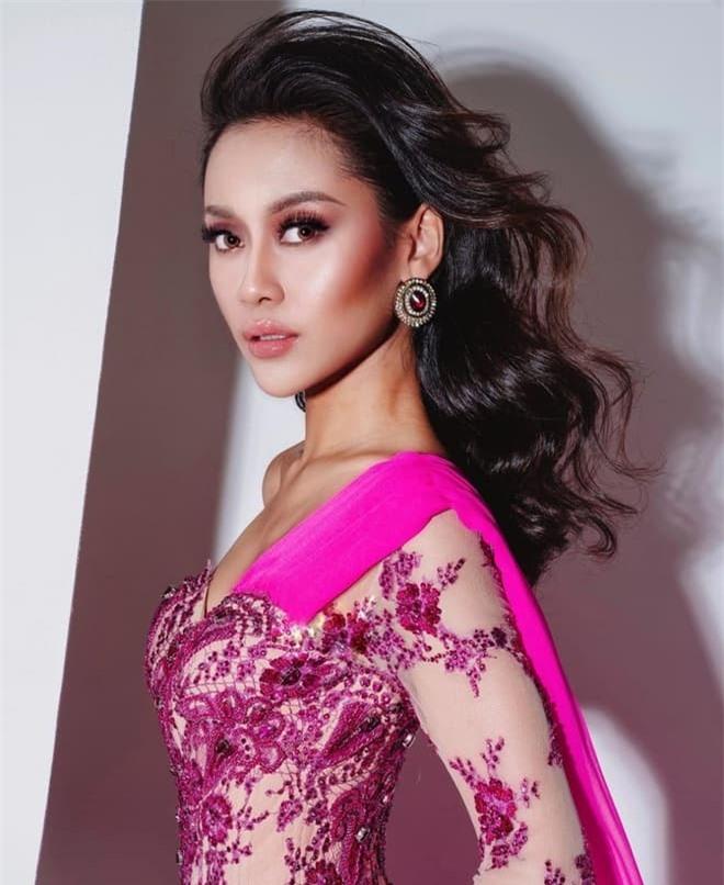 Hoa hậu Hoàn vũ Malaysia 2020 0