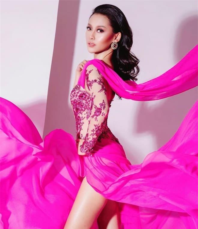 Hoa hậu Hoàn vũ Malaysia 2020 1