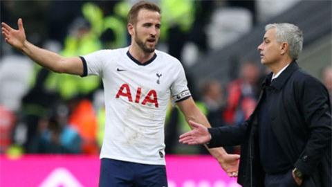 Với Mourinho, Kane sẽ trở thành tiền đạo xoàng?