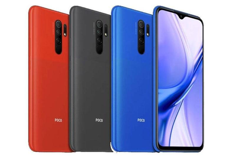 Xiaomi Poco M2.