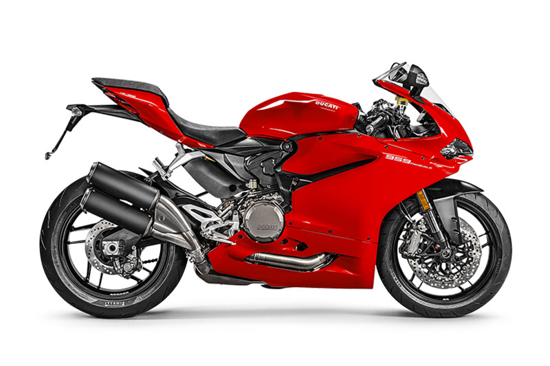 Ducati 959 Panigale.