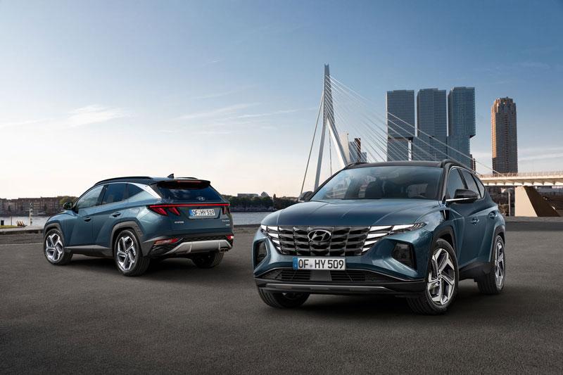 Hyundai Tucson 2021.