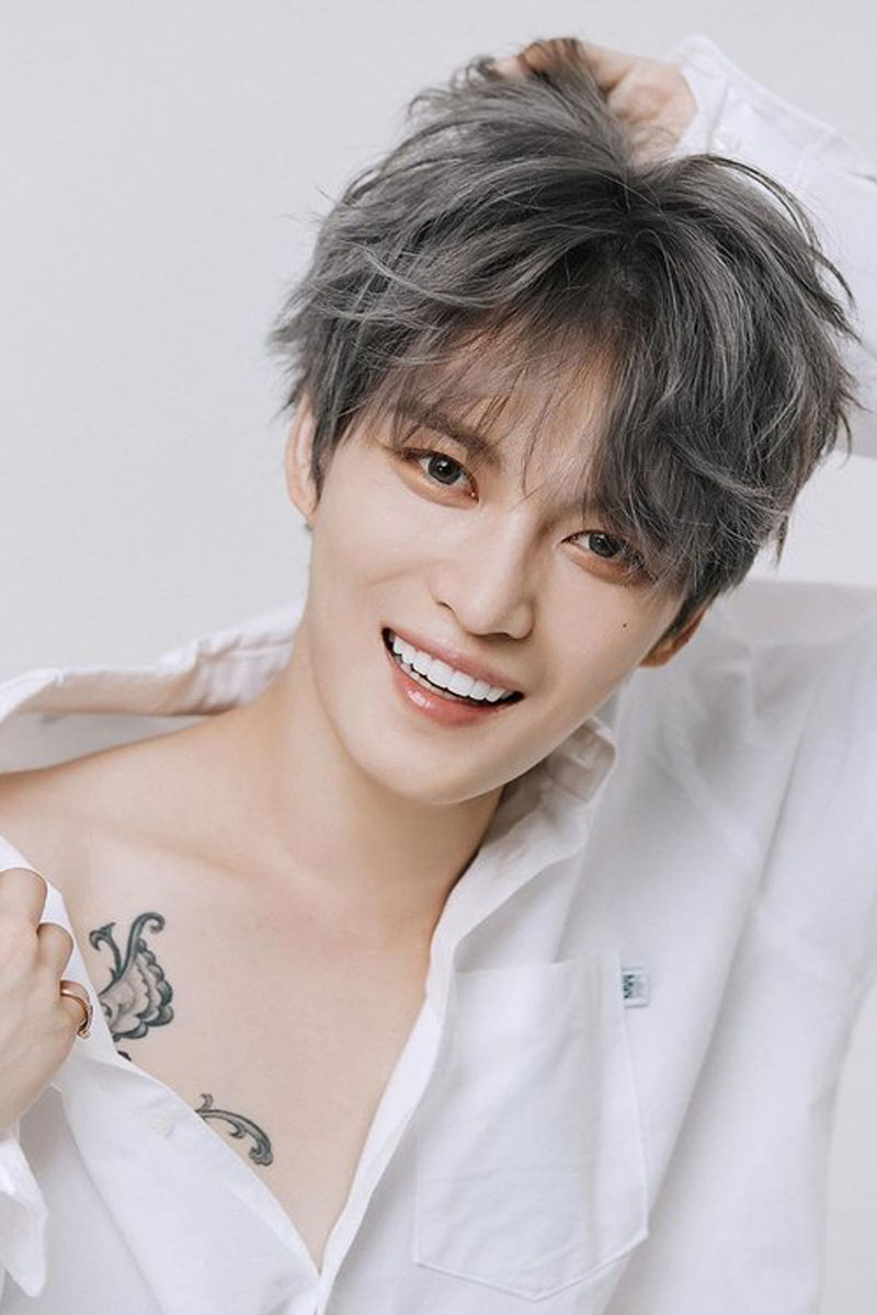 10. Jaejoong (JYJ)