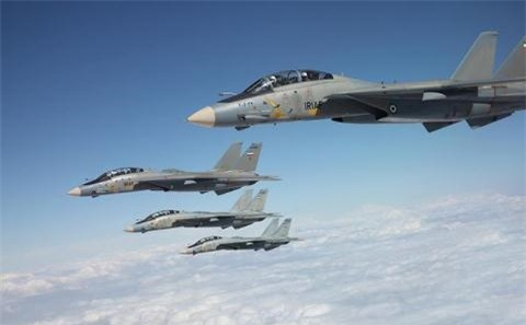 Khong can linh kien My, Iran van khien F-14 manh hon