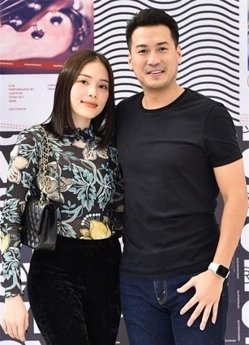 Linh Rin - Phillip Nguyễn được khen xứng đôi.