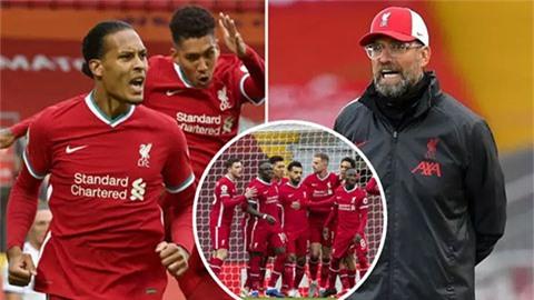 'Liverpool mùa này sẽ chỉ đứng hạng tư'