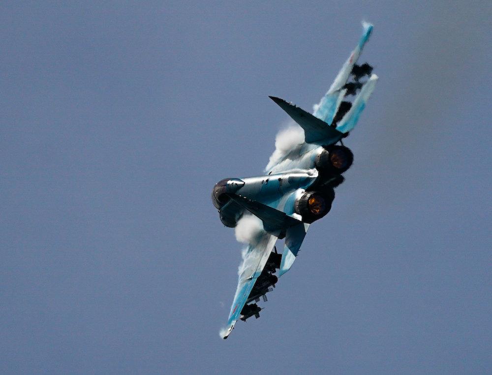 Thổ Nhĩ Kỳ được cho là quan tâm đến động cơ máy bay phản lực của Nga. Ảnh: RIA Novosti.