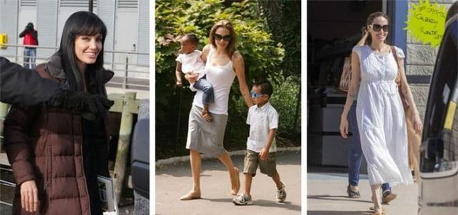 phong cách của Angelina Jolie 0
