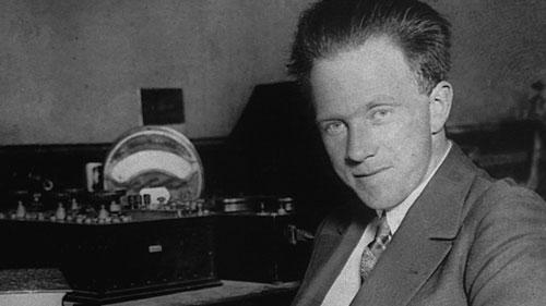 Werner Karl Heisenberg, nhà khoa học Đức từng đoạt giải Nobel, trở thành nhân vật chủ chốt trong dự án bom nguyên tử của Hitler. Ảnh: Wikimedia Commons