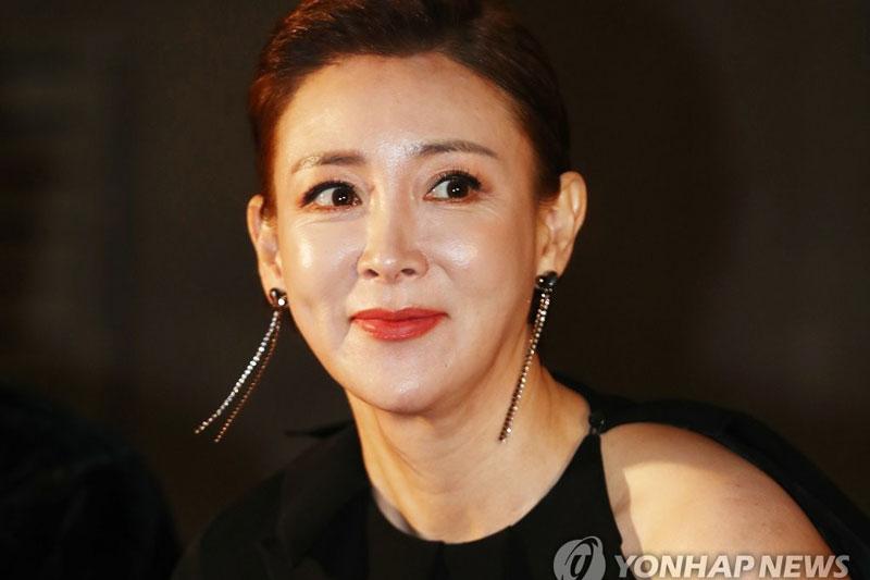 Nữ diễn viên Lee Sang Ah hiện tại.