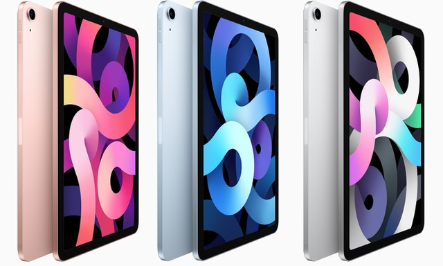 hãng táo khuyết chính thức trình làng các sản phẩm mới gồm Apple Watch SE, Apple Watch Series 6, iPad 8th Gen và iPad Air 4.