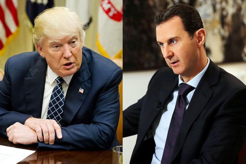 Ông Trump thừa nhận từng lên kế hoạch ám sát Tổng thống Syria