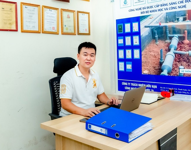 Nước mắt và nụ cười công nghệ nước sạch MET