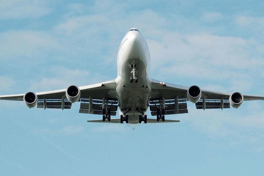 Boeing 747 được đề nghị hoán cải thành 'mẫu hạm trên không'