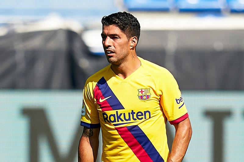 Chuyển nhượng: GĐKT Barca bỏ ngỏ tương lai của Suarez