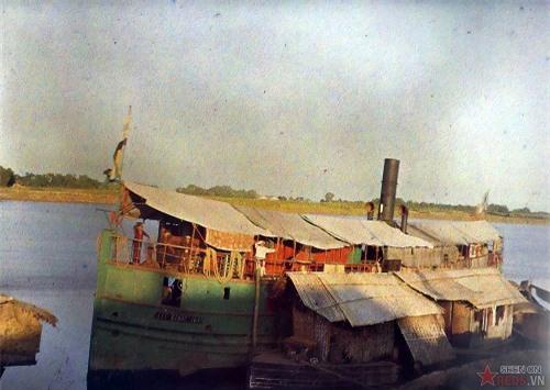 Việt Nam sống động qua những bức ảnh màu hiếm có chụp từ 100 năm trước - Ảnh 11