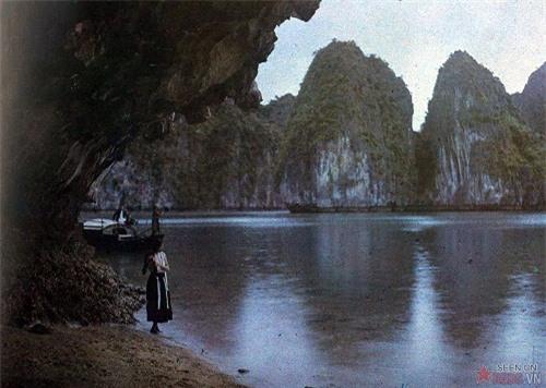 Việt Nam sống động qua những bức ảnh màu hiếm có chụp từ 100 năm trước - Ảnh 12