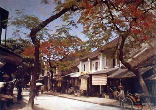 Việt Nam sống động qua những bức ảnh màu hiếm có chụp từ 100 năm trước - Ảnh 2
