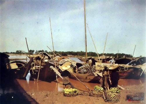 Việt Nam sống động qua những bức ảnh màu hiếm có chụp từ 100 năm trước - Ảnh 6