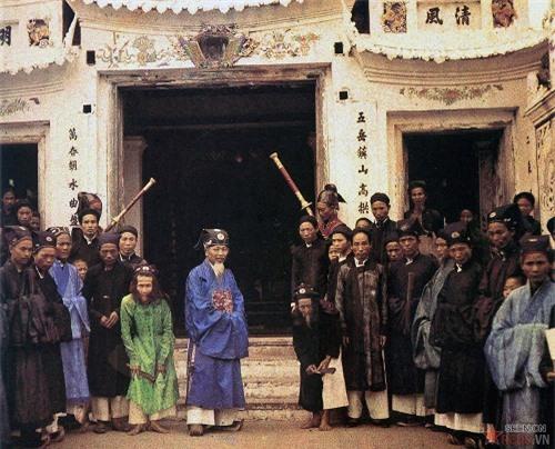 Việt Nam sống động qua những bức ảnh màu hiếm có chụp từ 100 năm trước - Ảnh 8