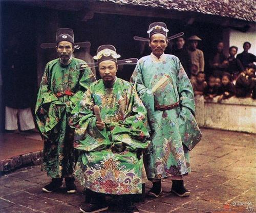 Việt Nam sống động qua những bức ảnh màu hiếm có chụp từ 100 năm trước - Ảnh 9