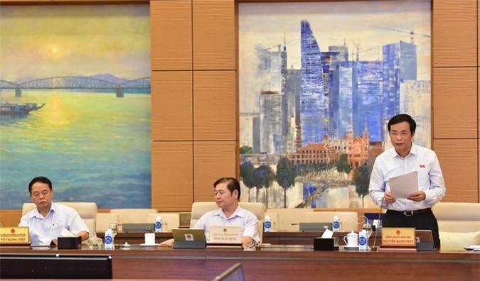 Kỳ họp Quốc hội tháng 10 có nội dung liên quan Bộ trưởng Chu Ngọc Anh - Ảnh 1.