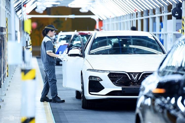 Ô tô trong nước được gia hạn nộp thuế tiêu thụ đặc biệt