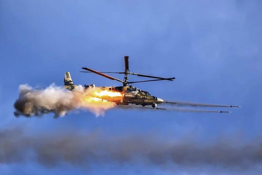 Trực thăng tấn công hiện đại hóa Ka-52M Alligator đã sẵn sàng phục vụ. Ảnh: RIA Novosti.