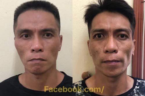 Bắt khẩn cấp 2 anh em sinh đôi cướp tài sản xe ôm công nghệ ở Hà Nội