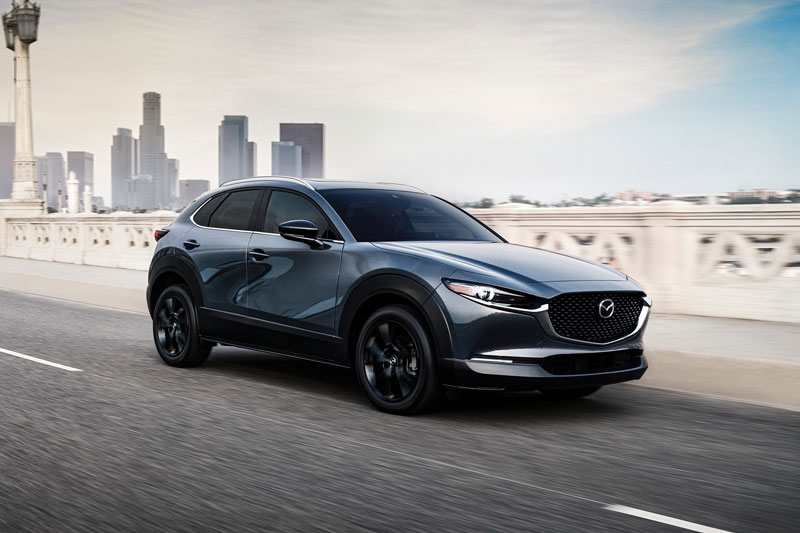 Mazda CX-30 Turbo 2021.