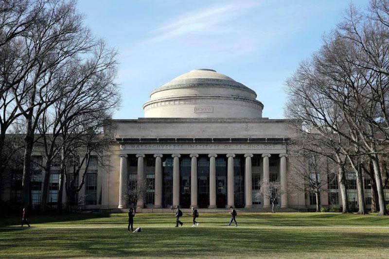 5. Viện công nghệ Massachusetts, Mỹ.