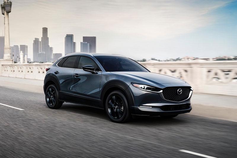 Mazda giới thiệu SUV mạnh 250 mã lực, giá chưa công bố