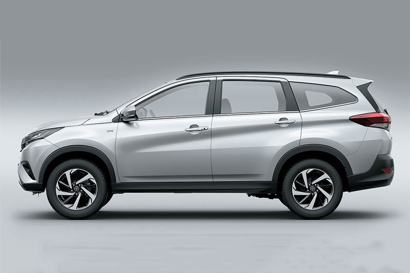 Giá lăn bánh SUV 7 chỗ vừa được Toyota ra mắt tại Việt Nam