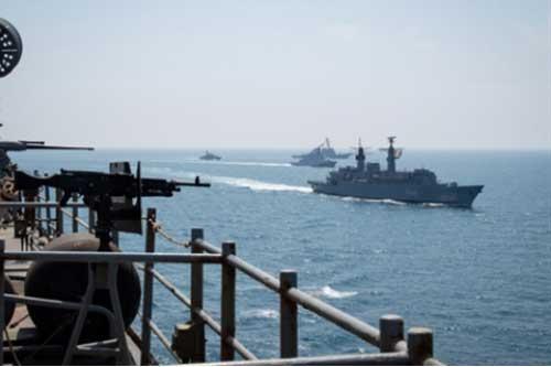 Tàu chiến Pháp bị Krasukha chế áp khi cố gây nhiễu S-400