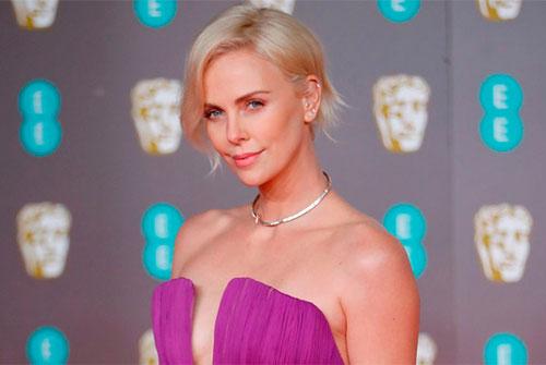 Charlize Theron: '5 năm rồi tôi chưa yêu ai'