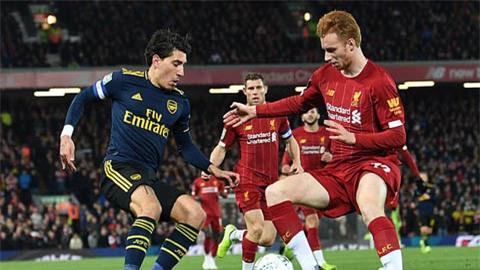 Bốc thăm vòng 4 cúp Liên đoàn Anh 2020/21: Chờ đại chiến Arsenal - Liverpool