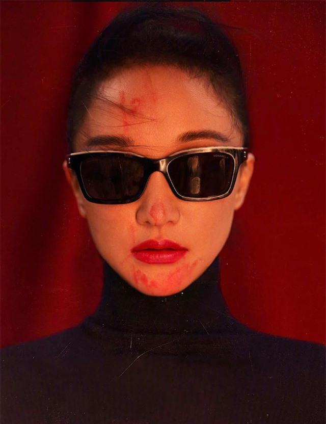 Châu Tấn biến hóa kỳ ảo trên ấn phẩm đặc biệt của Elle - Ảnh 14.