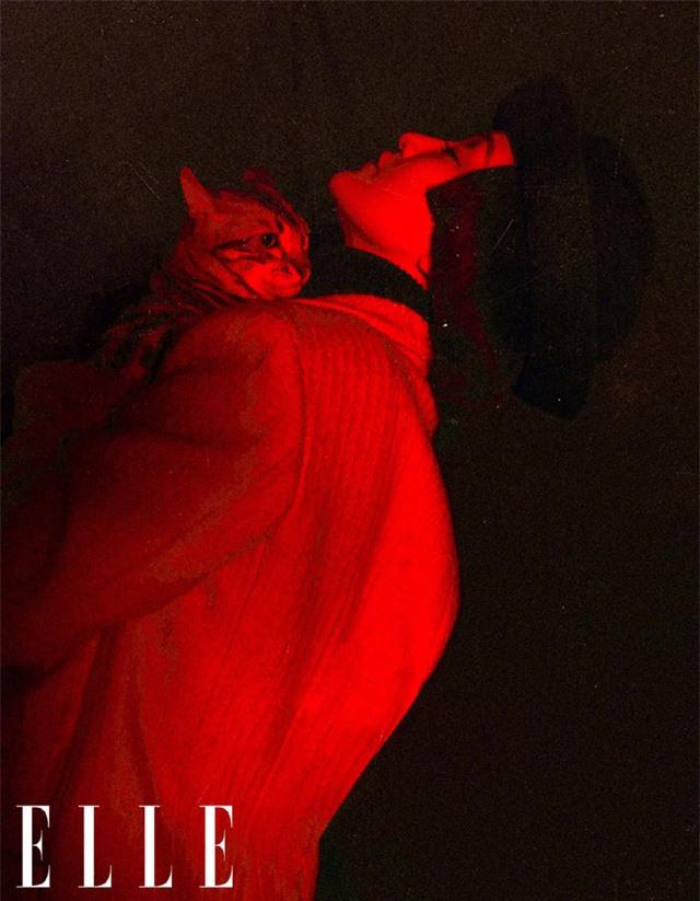 Châu Tấn biến hóa kỳ ảo trên ấn phẩm đặc biệt của Elle - Ảnh 17.